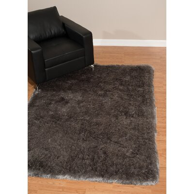Krehbiel Gray Area Rug Rug Size: Rectangle 27 x 311