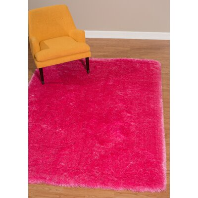 Kristian Pink Area Rug Rug Size: Rectangle 710 x 106