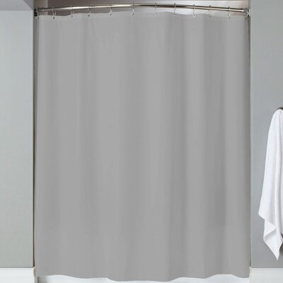 Karcher Magnets Shower Curtain Color: Gray