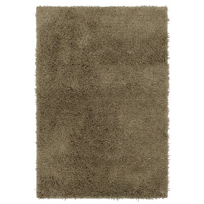 Auguste Stone/Latte Area Rug Rug Size: Rectangle 26 x 38