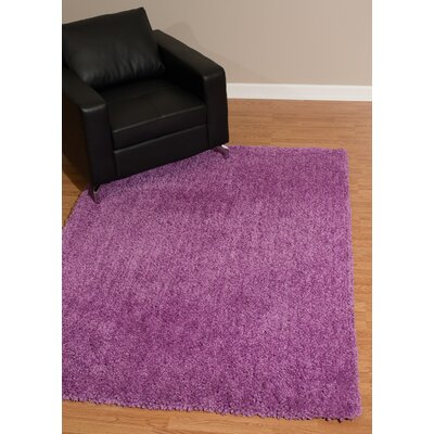 Mullenix Lilac Area Rug Rug Size: Rectangle 710 x 106