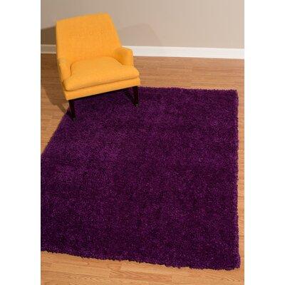 Mullenix Purple Area Rug Rug Size: Rectangle 5'3