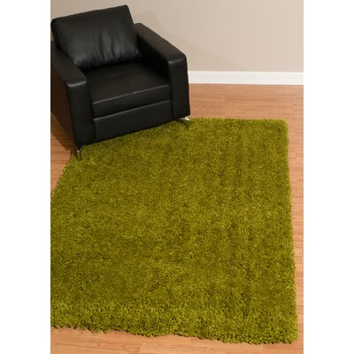 Mullenix Green Area Rug Rug Size: Rectangle 27 x 311