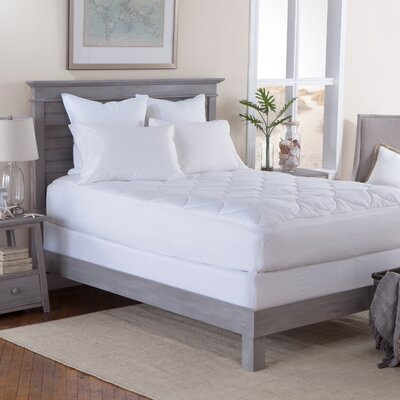 Cool Temperature Moisture Wicking Mattress Pad by Tommy Bahama Bedding Bed Size: Full