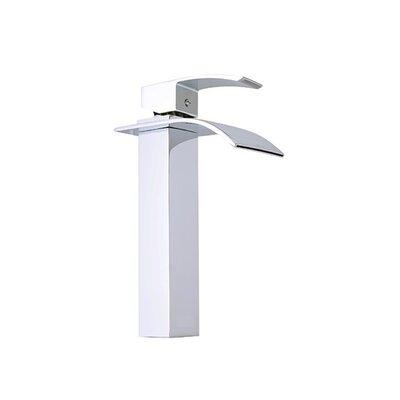 Raina Single Handle Bathroom Faucet Finish: Polished Chrome