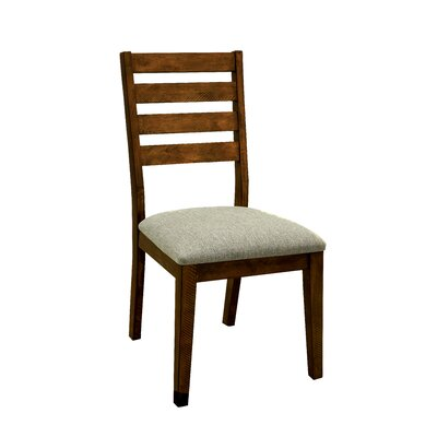 Resto Rustic Upholstered Dining Chair
