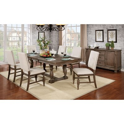 Krupa 7 Piece Dining Set