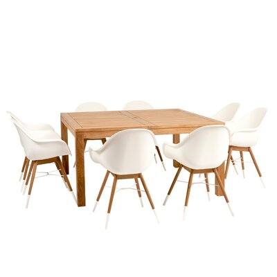 Excellent Dining Set Cossette - Product picture - 9715