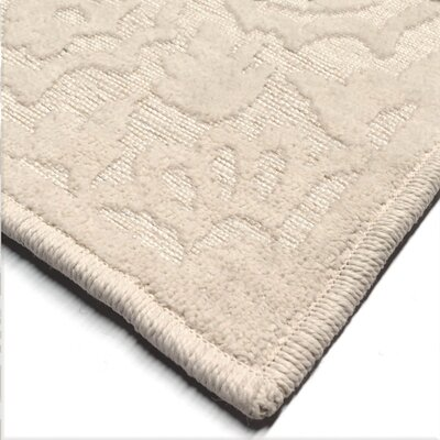 Farner Cottage Floral Natural Ivory Indoor/Outdoor Area Rug Rug Size: Rectangle 9 x 13