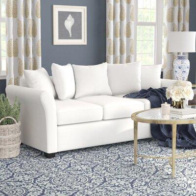 Fyffe Linen Sofa Upholstery: Beige
