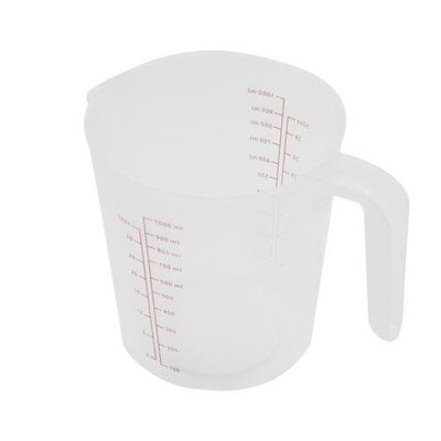 1 Cup Plastic Measuring Cup kw-501853-w