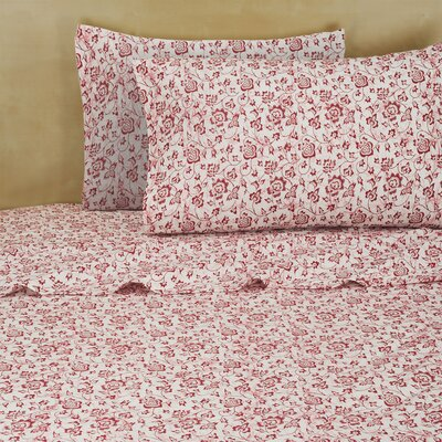 Hawtree 220 Thread Count 100% Cotton Sheet Set Size: Twin
