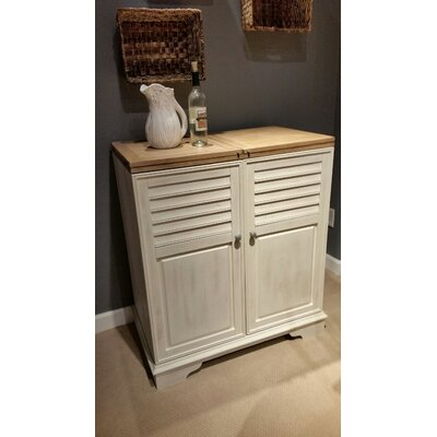 Cossey Cabinet Bar with Wine Storage