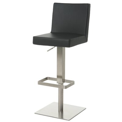 Parris Adjustable Height Swivel Bar Stool