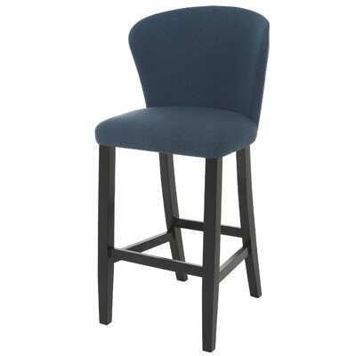 Girton Bar Stool Size: 26
