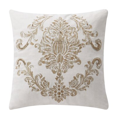 Annalise Cotton Throw Pillow
