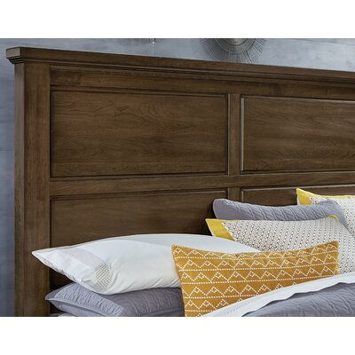 Rambert Panel Headboard Size: Queen, Color: Chestnut
