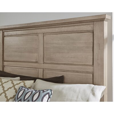 Rambert Panel Headboard Size: King, Color: Sandstone