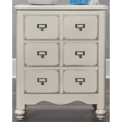 Gallant 2 Drawer Nightstand Color: Dusky White