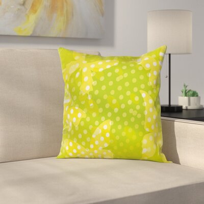 Modern Butterflies Pillow Cover Size: 18 x 18