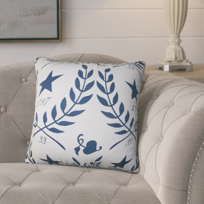 Port Lincoln Cotton Throw Pillow