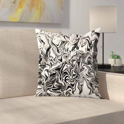 Tracie Andrews Obsius Throw Pillow Size: 14