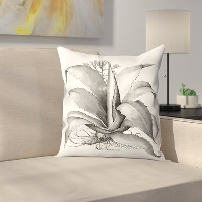 Besler 10 Throw Pillow Size: 16 x 16