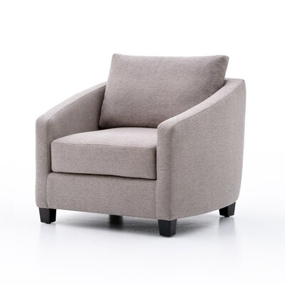 Lininger Chair Upholstery: Dark Gray