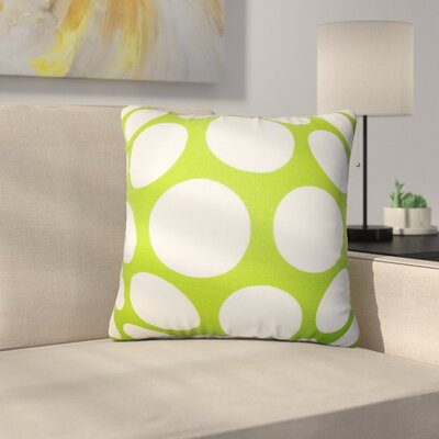 Ruck Geometric Cotton Throw Pillow