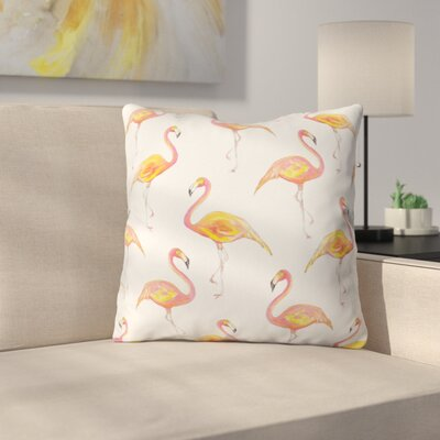 Sophia Buddenhagen Throw Pillow Size: 18 x 18