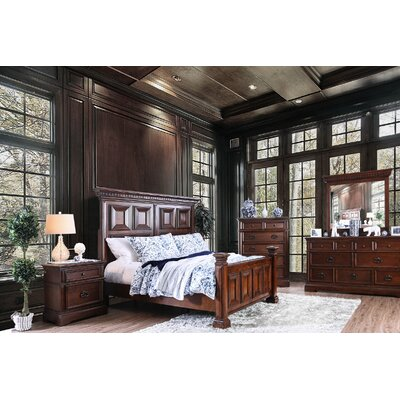 Encina Transitional Panel Configurable Bedroom Set