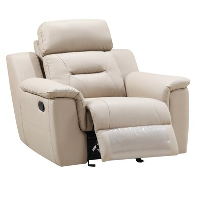 Claypoole Air Armchair Upholstery: Beige