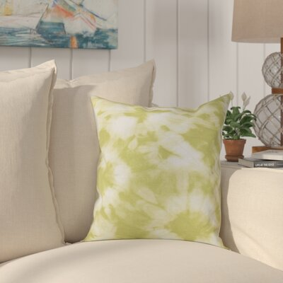 Pembrook Floral Throw Pillow Size: 26 H x 26 W, Color: Light Green