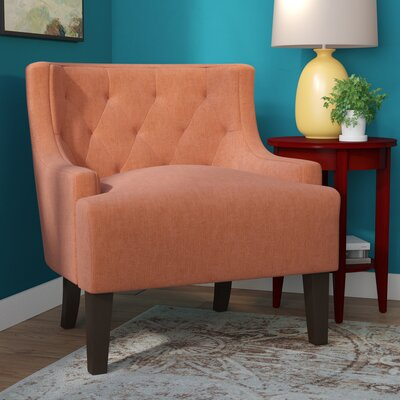 Hemphill Wingback Chair Upholstery: Canyon