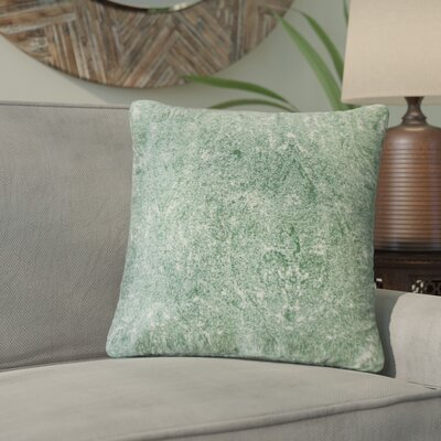 Winschoten Graphic Throw Pillow Color: Lagoon