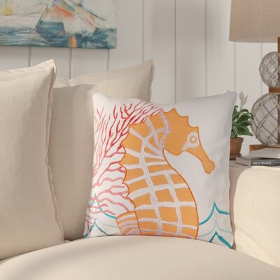 Tiffani Square Cotton Throw Pillow