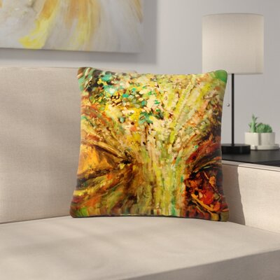 Nathan Gibbs Art Eye of the Storm Outdoor Throw Pillow Size: 16 H x 16 W x 5 D