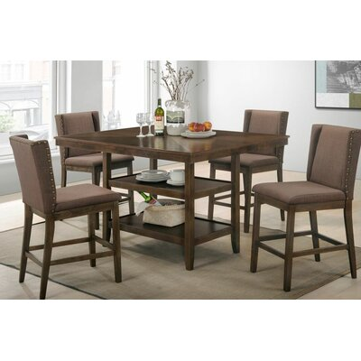 Wallach Counter Height Dining Table
