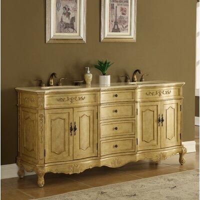 Mangold 72 Double Bathroom Vanity Set