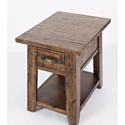 Reddin End Table with Storage