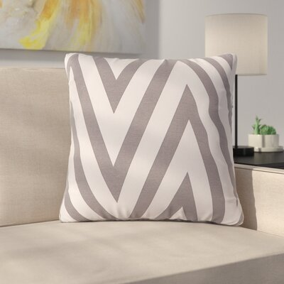 Boyertown Throw Pillow Color: Gray