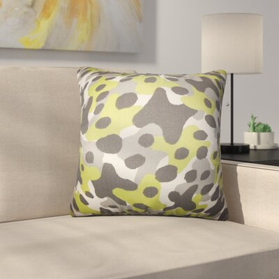Strausbaugh Geometric Cotton Throw Pillow