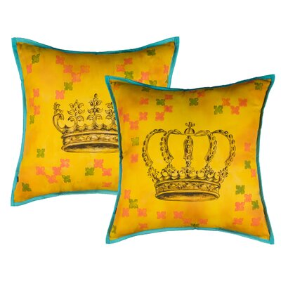 Crisler Crowning Glory Pillow Cover