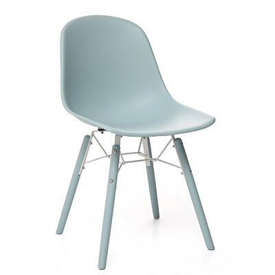 Cossey Dining Chair Color: Ice Blue