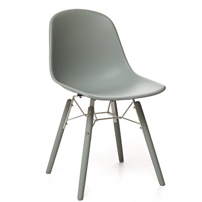 Cossey Dining Chair Color: Moss Gray