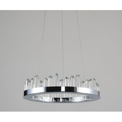 Pitre Ice LED Crystal Chandelier