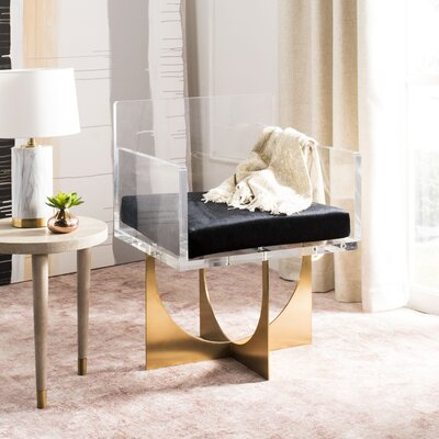 Kowal Acrylic Arm Chair