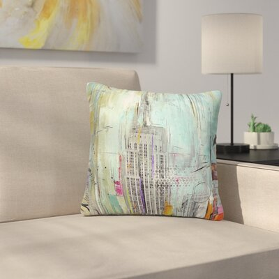 Charlotta Indoor/Outdoor Throw Pillow Size: 24 H x 24 W x 8 D
