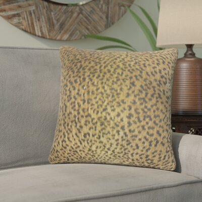 Arline Animal Print Throw Pillow
