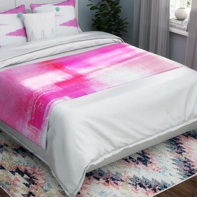 CarolLynn Tice Running Late Bed Runner